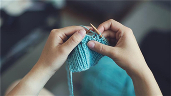 The Difference Between Knitting and Textile
