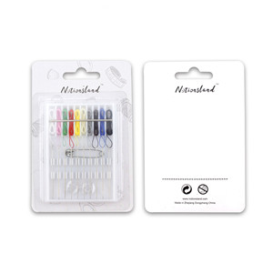 Assorted Threaded Needles 11026