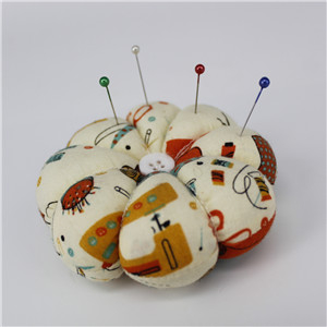 Pumpkin Pin Cushion 15334