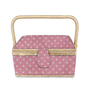 Sewing Basket A084