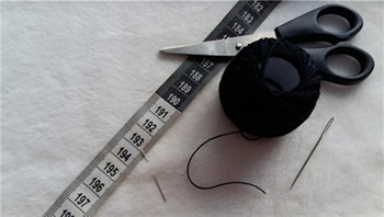Besides Sewing Machines, You May Also Need Sewing Tools